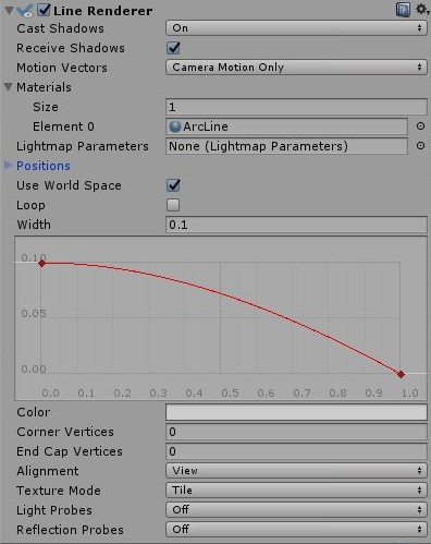 Trajectories in Unity | James Frowen